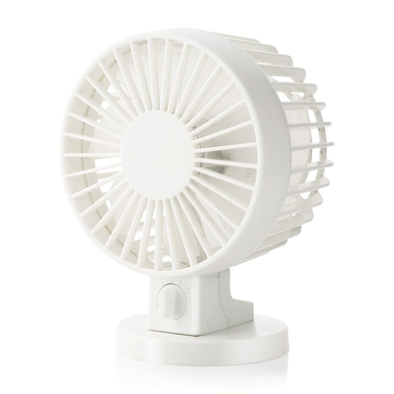 Bảng giá New Promotion Sunwonder Sales New Sunwonder New Portable Mini USB Desk Fan Creative Home Office Desktop Fan With Double Side - intl Phong Vũ