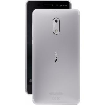 Nokia 6 (Silver) - Hãng phân phối chính thức