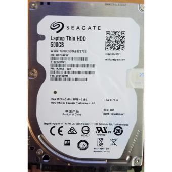 Ổ cứng gắn trong cho Laptop 500Gb Seagate Sata (7.200) (ST500LM021)