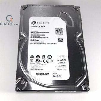 Ổ cứng gắn trong Video 3.5 HDD Seagate 1TB sản xuất tại Singapore