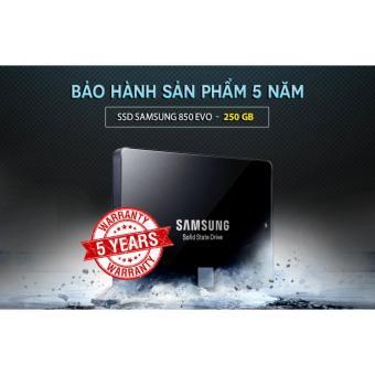 Ổ cứng SSD Samsung 850 EVO Dung lượng 250GB