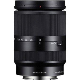 Ống kính Sony E 18-200mm F3.5-6.3 LE SEL18200LE