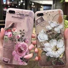 Ốp hoa văn cao cấp phong cách Châu ÂU iPhone 6Plus