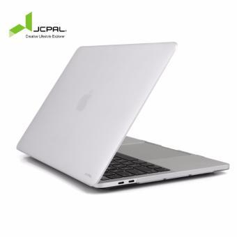 Ốp JCPAL MacGuard Macbook Pro 13 (2016)-Matte Clear