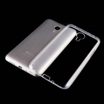 Ốp lưng cho Điện thoại Meizu MX4 Pro ( Trắng trong)