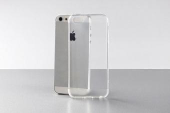 Ốp lưng cho iPhone 4S (trong suôt)