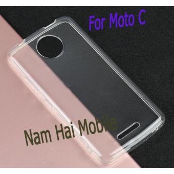 Ốp lưng cho Motorola Moto C trong suốt
