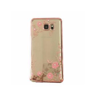 Ốp lưng cho Samsung Galaxy Note 5 (họa tiết hoa văn)