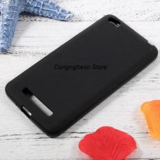 Ốp lưng dẻo Silicon cao cấp Xiaomi Redmi 4A (đen)