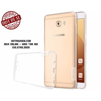 Ốp lưng dẻo silicon Nillkin cho Samsung Galaxy C9 Pro (Trong suốt) - 8284694 , NI432ELAA4GSG6VNAMZ-8185598 , 224_NI432ELAA4GSG6VNAMZ-8185598 , 169000 , Op-lung-deo-silicon-Nillkin-cho-Samsung-Galaxy-C9-Pro-Trong-suot-224_NI432ELAA4GSG6VNAMZ-8185598 , lazada.vn , Ốp lưng dẻo silicon Nillkin cho Samsung Galaxy C9 Pro (T
