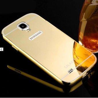 Ốp lưng gương cho Samsung Galaxy S4 (Vàng)