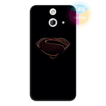 Ốp lưng HTC One E8 - Nhựa dẻo Silicone iCase Color in hình CaptianAmerica