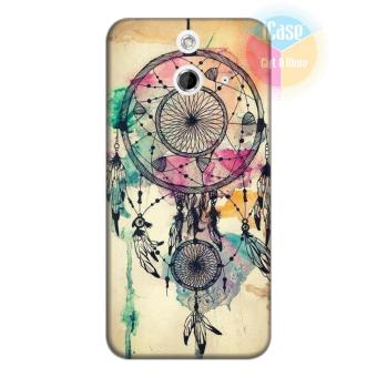 Ốp lưng HTC One E8 - Nhựa dẻo Silicone iCase Color in hìnhDreamcatcher 2