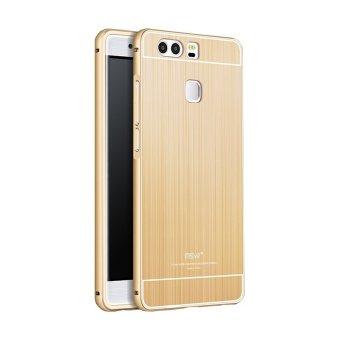 Ốp lưng Huawei P9 MSV Metal (Vàng đồng)