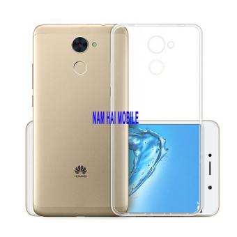Ốp lưng Huawei Y7 Prime silicon dẻo trong suốt