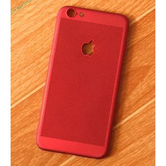 Ốp Lưng iPhone 6 / 6s - Ốp Cứng Khắc Táo Tản Nhiệt Chống Vân Tay