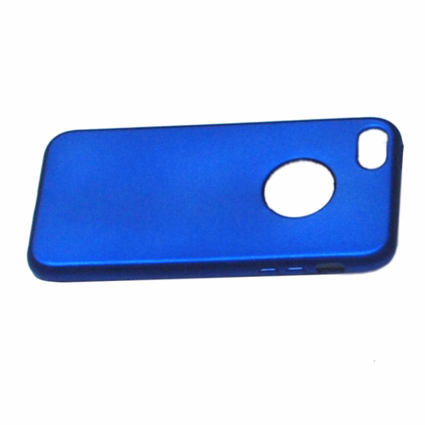 Hình ảnh Ốp lưng nhựa dẻo giả iPhone 7 dành cho iPhone 5 / 5S / 5SE