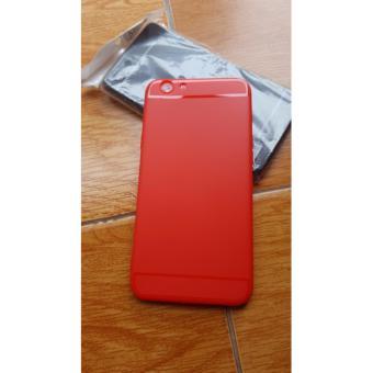 Ốp lưng nhựa dẻo silicon dành cho Oppo A59 cao cấp 2 màu đen,đỏ