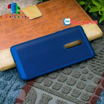 Ốp lưng Nokia 5 dạng lưới tản nhiệt (xanh)