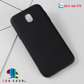 Ốp lưng Samsung Galaxy J7 Pro 2017 / J730 nhựa silicon (đen)