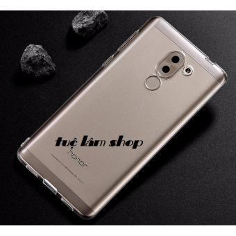 Ốp lưng silicon cho Huawei GR5 2017 ( Honor 6X ) mỏng 0.3mm