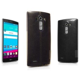 Ốp lưng silicon cho LG G4 (Trong suốt)