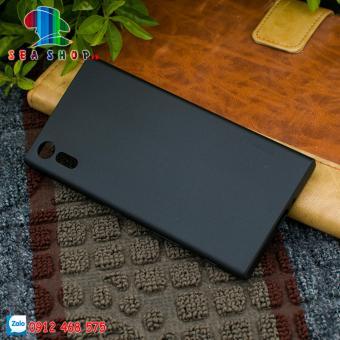 Ốp lưng Sony Xperia XZ Silicon (đen)