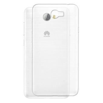 Ốp silicon 0.33mm cho Huawei Y6ii