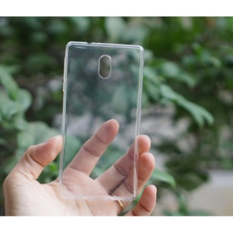 ���p silicon 0.33mm cho Nokia 3 (Trong su���t)
