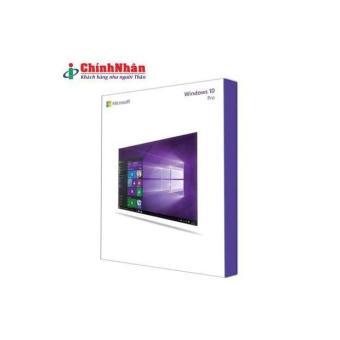 Phần mềm Windows 10 Professional 64bit (FQC-08929)