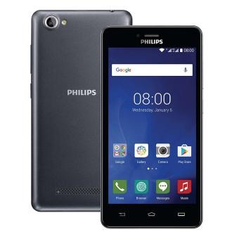 Philips S326 8GB 3000mAh (Xám) - Hãng phân phối chính thức + Tặngkèm Simvà bộ KIT - 4