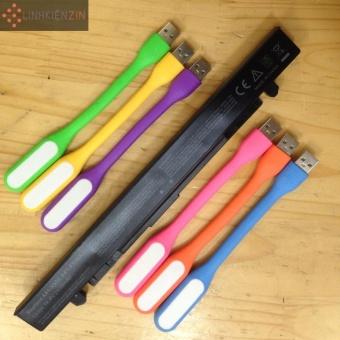 Pin cho Laptop Asus X450L X450LA X450LB X450LC Tặng đèn LED USB