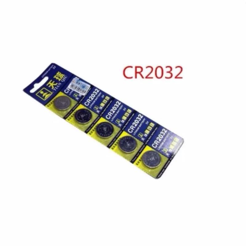 Bảng giá pin Cmos CR2032 vỉ 5 viên Phong Vũ