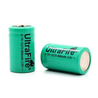 Pin Cr2 recharge able Ultra Fire