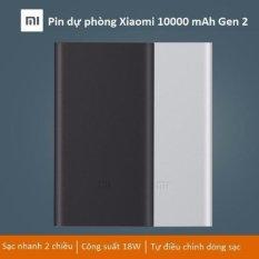 Pin dự phòng Xiaomi 10.000 mAh Gen 2