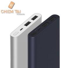 Pin sạc dự phòng Xiaomi 10000mAh gen 2 New (2018)