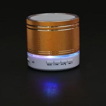 Portable Mini Wireless Stereo Bluetooth Speaker For Samgsung Tablet PC GD - intl