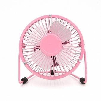 Portable USB Mini Fan (Color:Pink) - intl - 10293942 , OE680ELAA99M3CVNAMZ-18371389 , 224_OE680ELAA99M3CVNAMZ-18371389 , 520380 , Portable-USB-Mini-Fan-ColorPink-intl-224_OE680ELAA99M3CVNAMZ-18371389 , lazada.vn , Portable USB Mini Fan (Color:Pink) - intl