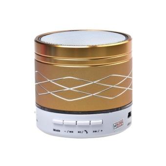 Portable Wireless Bluetooth Speaker Stereo LED Super Bass Speaker HOT GD - intl