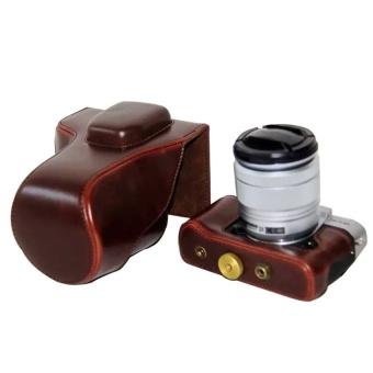 PU Leather Camera Case Bag Cover for Fujifilm XT10 Coffee - intl - 8409838 , OE680ELAA7Z29XVNAMZ-15210934 , 224_OE680ELAA7Z29XVNAMZ-15210934 , 652680 , PU-Leather-Camera-Case-Bag-Cover-for-Fujifilm-XT10-Coffee-intl-224_OE680ELAA7Z29XVNAMZ-15210934 , lazada.vn , PU Leather Camera Case Bag Cover for Fujifilm XT10 Coff