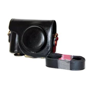 PU Leather Camera Case for Casio ZR5500 ZR3600 ZR3500 ZR1500(Black)- intl - 8409719 , OE680ELAA7X31DVNAMZ-15064588 , 224_OE680ELAA7X31DVNAMZ-15064588 , 538020 , PU-Leather-Camera-Case-for-Casio-ZR5500-ZR3600-ZR3500-ZR1500Black-intl-224_OE680ELAA7X31DVNAMZ-15064588 , lazada.vn , PU Leather Camera Case for Casio ZR5500 ZR3600