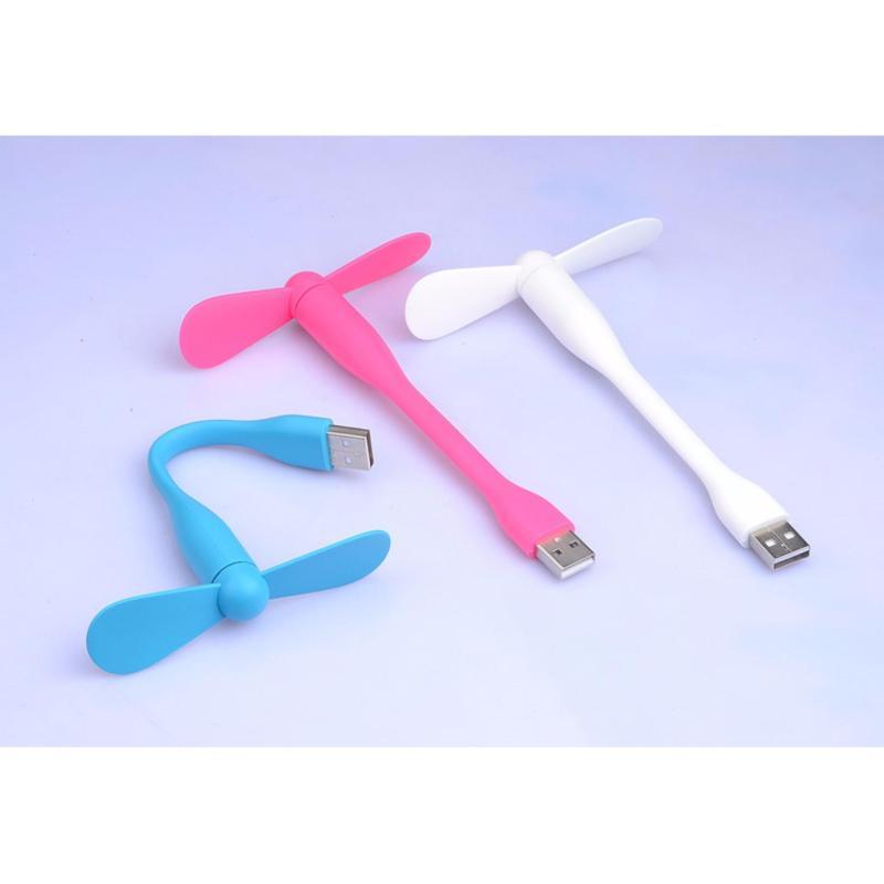 Bảng giá Quạt máy tính mini 2 cánh + Tặng Đèn Led USB  nhỏ gọn xinh xắn Phong Vũ