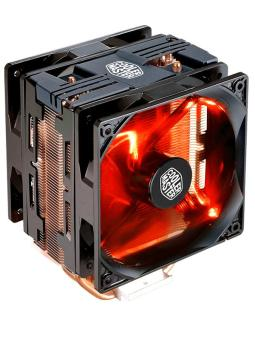 Quạt Tản Nhiệt Cooler Master FAN CPU HYPER 212 LED TURBO RED-Red