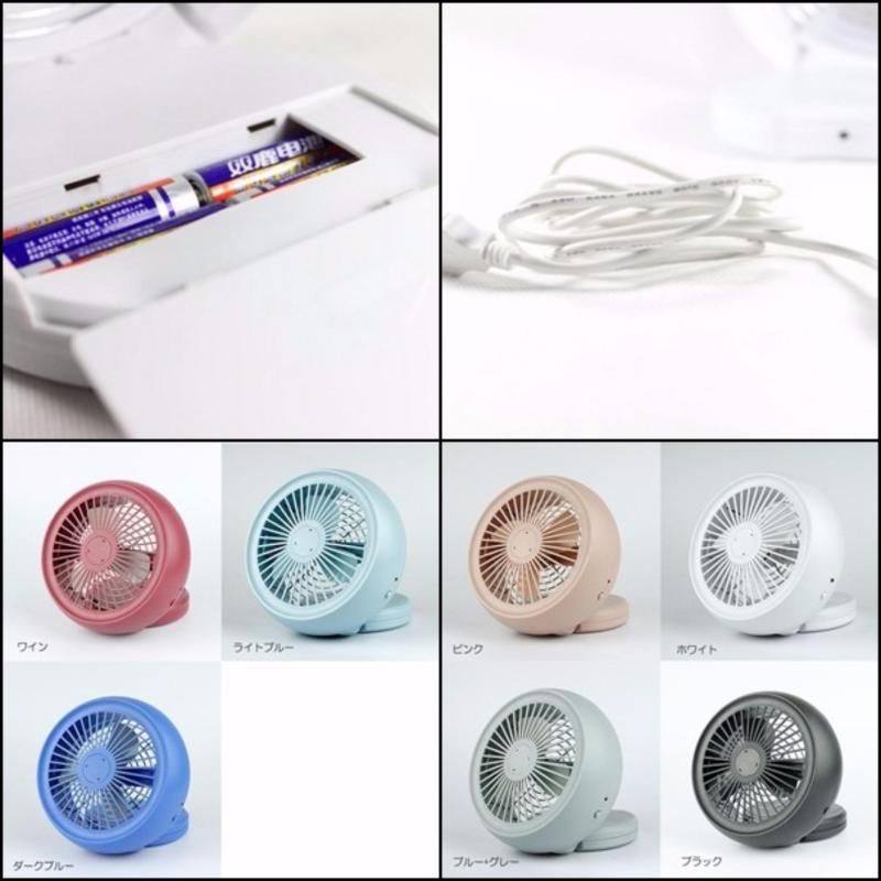 Bảng giá QUẠT USB DESKTOP FAN màu nâu Phong Vũ
