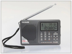 Radio Tecsun PL-606 (Xám)