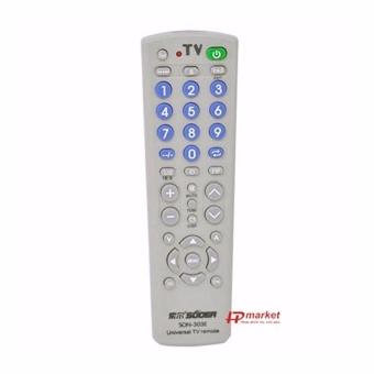 Remote Tivi đa năng Suoder (Trắng)