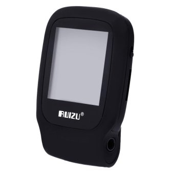 RUIZU X09 FM Radio 1.5 Inch TFT LCD Screen TF Card Sport MP3 Player- intl