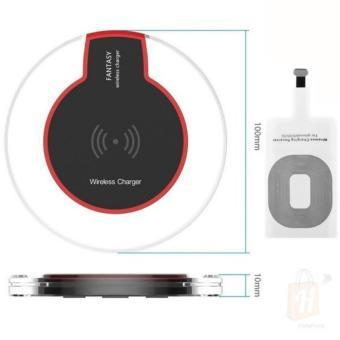 Sạc không dây Fantasay cho IPhone 5,6,7 (Bao gồm đĩa sạc, bo mạch, cáp sạc)