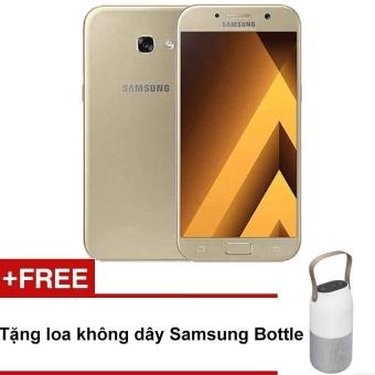 Samsung Galaxy A5 2017 32GB (Vàng) + Tặng loa không dây Samsung Bottle - Hãng phân phối chính thức