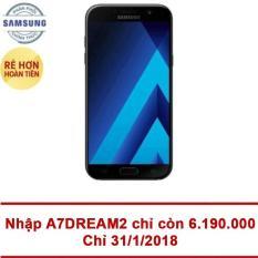 Giá Niêm Yết Samsung Galaxy A7 2017 32GB (Đen) – Hãng Phân phối chính thức